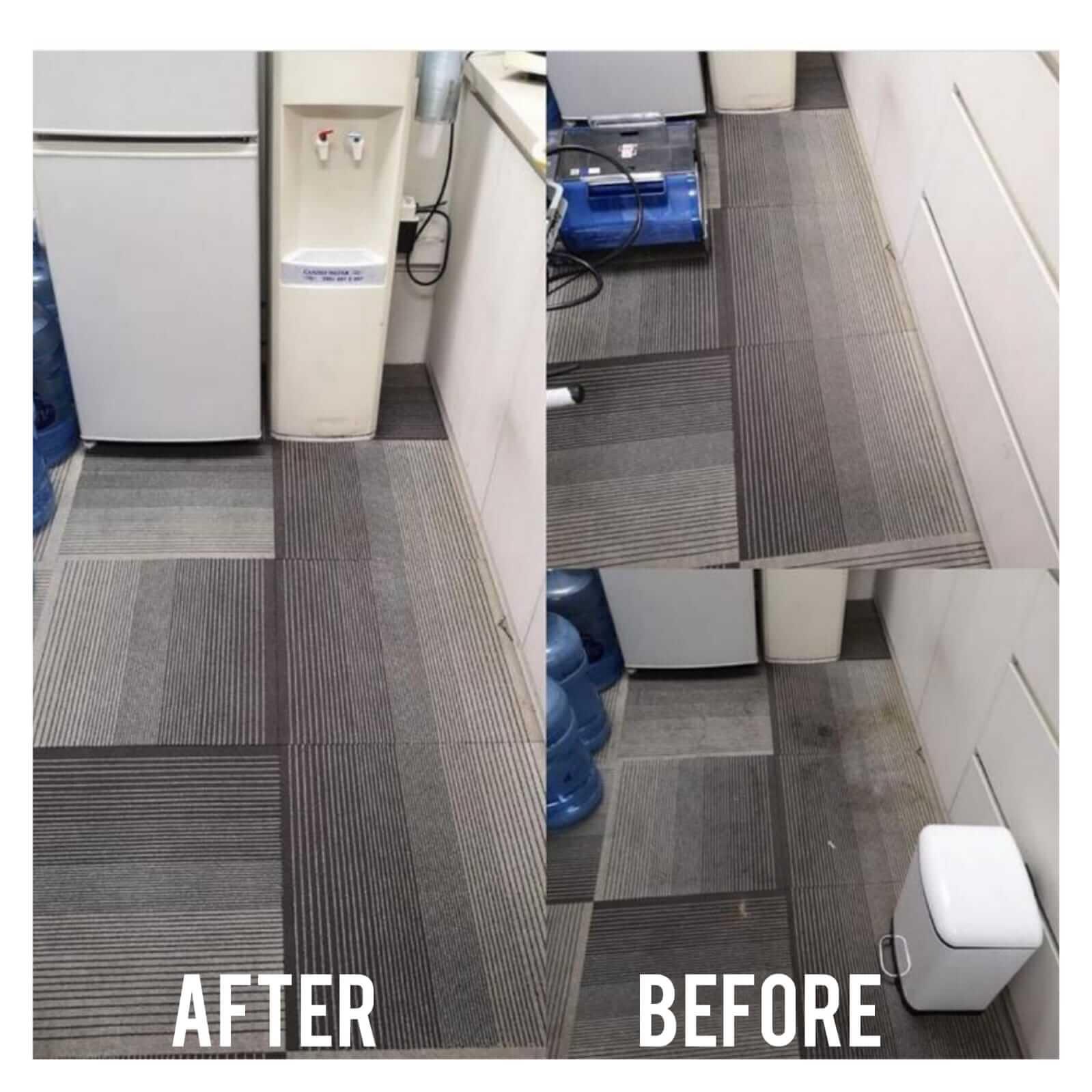 Singapore Carpet Shampoo